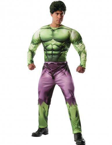 Hulk Karnevalskostüm