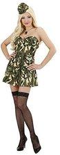 Sexy Soldatin Karnevalskostüm