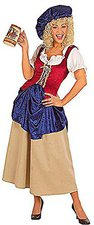 Bäuerin Kostüm