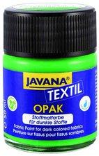 Javana Textil opak 50 ml hellblau