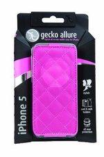 Gecko Glam Wallet Flipcase (iPhone 5)