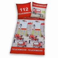 Herding Bettwäsche Feuerwehr (135 x 200 cm)