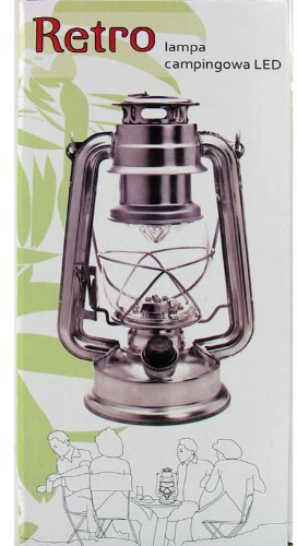 MacTronic Camping lamp Retro