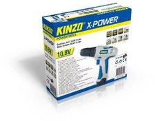 Kinzo X-power Akkuschrauber 10,8 V