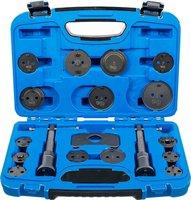 BGS Technic Bremskolben-Rücksetz-Werkzeugsatz 18tlg