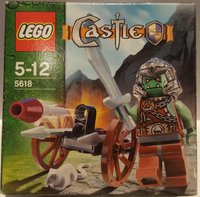 LEGO 5618 Trollkrieger