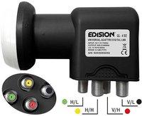 Edision QL-4 Quattro LNB