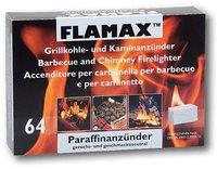 Flamax Paraffinwürfel 64 Stück