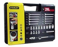 Stanley Steckschlüsselsatz 1/2'' 26-tlg. (1-89-105)