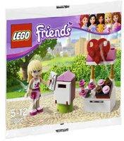 LEGO Friends - Stephanie mit Mailbox (30105)