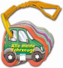 Arena Verlag Buggybuch Alle meine Fahrzeuge