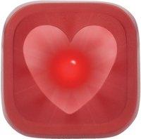Knog Blinder 1 Heart rote LED