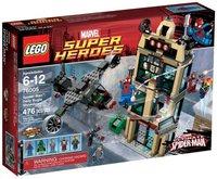 LEGO Spider-Man: Daily Bugle Showdown (76005)
