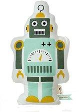 Ferm Living Mr. Small Robot Kissen 22x40 cm