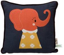 Ferm Living Marionette Elle Elephant Kissen 30x30 cm