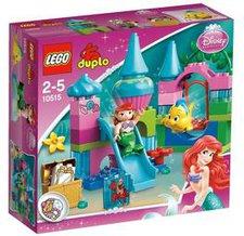 LEGO Duplo - Arielles zauberhaftes Unterwasserschloss (10515)