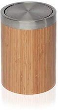 Möve Schwingdeckeleimer Bamboo (40774)