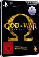 God of War: Ascension - Special Edition (PS3)