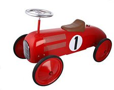 Great Gizmos Classic Red Racer Rutscher