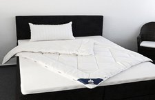 Irisette Merino wash normal Steppbett 155x220 cm