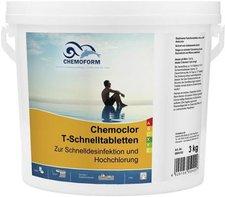 Chemoform Chlortabletten 3 Kg