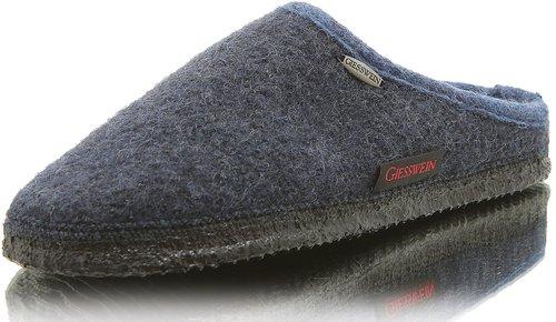 Giesswein P. Dannheim, Unisex-Erwachsene Pantoffeln, Blau (514/nachtblau), 38 EU