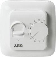 AEG Fußbodentemperaturregler FTE 902 SN