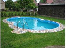 Future Pool Achtformbecken Family 6,5 x 4,2 m