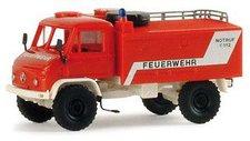 Herpa Unimog S TLF 8 Feuerwehr (743129)