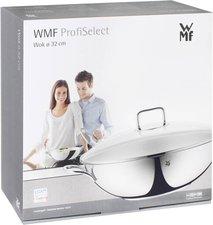 WMF ProfiSelect Wok mit Glasdeckel