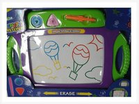 Johntoy Kids Art Magnettafel 45 x 30 cm