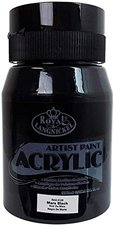 Royal & Langnickel Essentials Acrylfarbe 500 ml schwarz