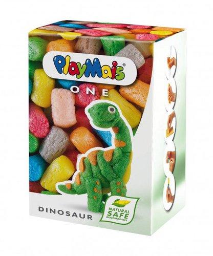 PlayMais One Dinosaurier