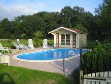 Future Pool Ovalbecken Swim 6,0 x 3,2 m