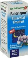 Bad Heilbrunner Baldriapur Einschlaf Tropfen (100 ml)