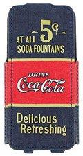 Coca-Cola Flip Case Old 5cents (iPhone 5)