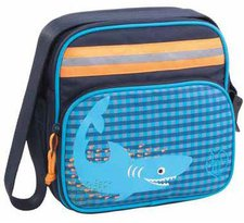 Lässig 4Kids Mini Square Bag Shark Ocean