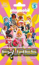Playmobil Figures Girls Serie 5 (5461)