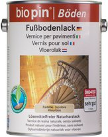 biopin Fußbodenlack 2,5 l