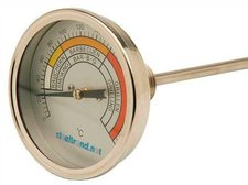Steeltrend Smoky Fun Thermometer