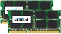 Crucial 16GB Kit SO-DIMM DDR3 PC3-12800 CL11 (CT2C8G3S160BMCEU)