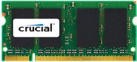 Crucial 2GB SO-DIMM DDR2 PC2-6400 CL6 (CT2G2S800MCEU)