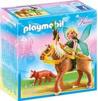 Playmobil Waldfee Diana mit Mondpferd (5448)