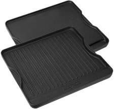 grill´n smoke Camp Chef Cast Iron Reversible Grill/Griddle 16