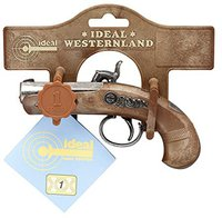 J.G. Schrödel Einzel-Schuss-Pistole Philadelphia