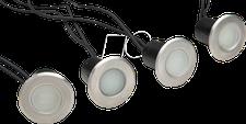 Heitronic Lorca LED 4er-Set Sensor (30521)