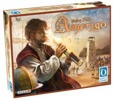 Queen Games Amerigo