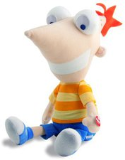 IMC Phineas & Ferb - Lachender Phineas