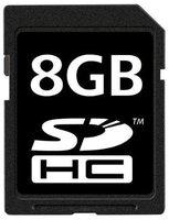 Nikon SDHC 8GB Card