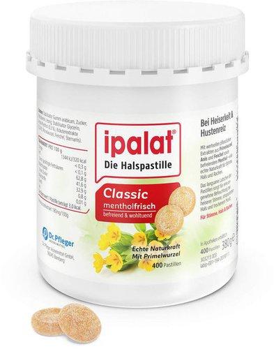 Dr. R. Pfleger Ipalat Halspastillen classic (400 Stk.) (PZN: 09942117)